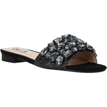 Chaussures Femme Mules Love To Love ALE 183 Noir