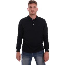 Vêtements Homme Polos manches longues Navigare NV82109 Bleu