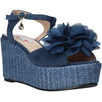 Chaussures Femme Sandales et Nu-pieds Love To Love GIN579 Bleu