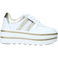 Chaussures Femme Baskets basses Exton 1505 Blanc