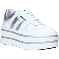 Chaussures Femme Baskets basses Exton 1505 Blanc