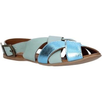 Chaussures Femme Sandales et Nu-pieds Bueno Shoes 9J2103 Bleu