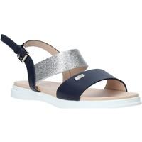 Chaussures Fille Sandales et Nu-pieds Miss Sixty S20-SMS765 Bleu