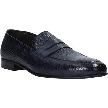 Chaussures Homme Mocassins Exton 1021 Bleu