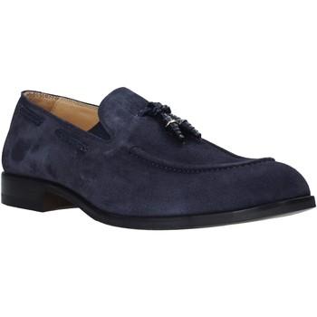 Chaussures Homme Mocassins Exton 1111 Bleu