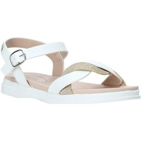 Chaussures Fille Sandales et Nu-pieds Miss Sixty S20-SMS764 Blanc