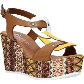 Chaussures Femme Sandales et Nu-pieds Grace Shoes 09 Marron