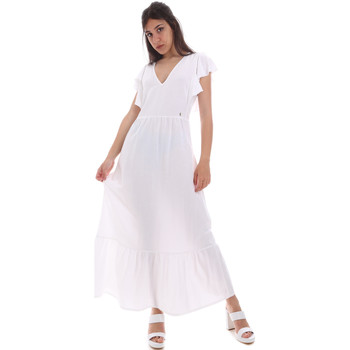 Vêtements Femme Robes longues Gaudi 011BD15039 Blanc