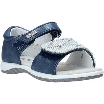 Chaussures Fille Sandales et Nu-pieds Miss Sixty S20-SMS756 Bleu