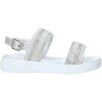 Chaussures Fille Sandales et Nu-pieds Miss Sixty S20-SMS774 Argent