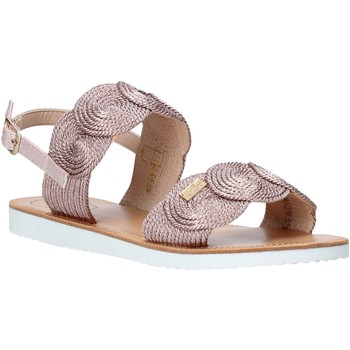 Chaussures Fille Sandales et Nu-pieds Miss Sixty S20-SMS786 Rose