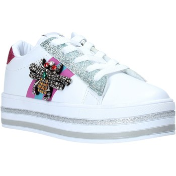 Chaussures Fille Baskets basses Sweet Years S20-SSK416 Blanc