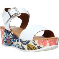 Chaussures Femme Sandales et Nu-pieds Grace Shoes 11 Rouge