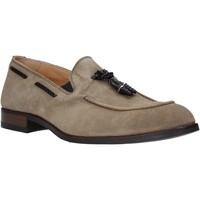 Chaussures Homme Mocassins Exton 1111 Beige