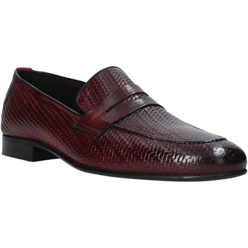 Chaussures Homme Mocassins Exton 1021 Violet