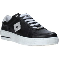 Chaussures Homme Baskets basses Exton 178 Noir