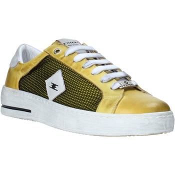 Chaussures Homme Baskets basses Exton 177 Jaune