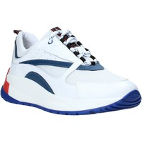Chaussures Homme Baskets basses Exton 291 Blanc