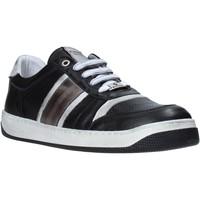 Chaussures Homme Baskets basses Exton 310 Noir