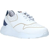 Chaussures Homme Baskets basses Exton 237 Blanc