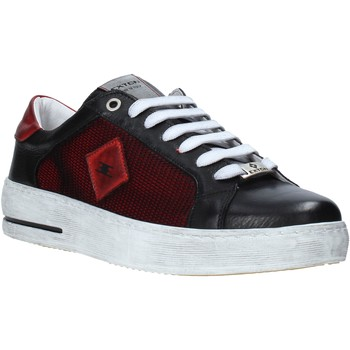Chaussures Homme Baskets basses Exton 177 Noir