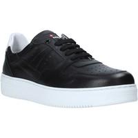 Chaussures Homme Baskets basses Exton 427 Noir