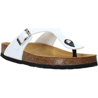 Chaussures Enfant Tongs Bamboo BAM-222 Blanc