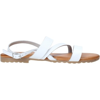 Chaussures Femme Sandales et Nu-pieds Jeiday LEDA-SALLY Blanc