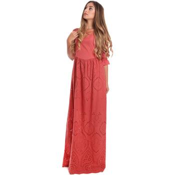 Vêtements Femme Robes longues Fracomina FR20SM506 Rouge