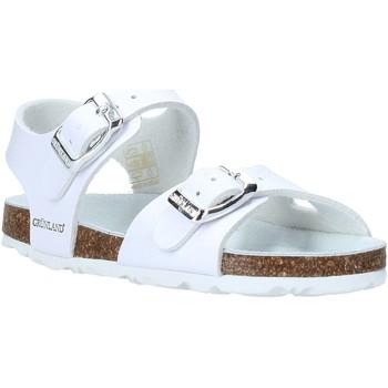 Chaussures Enfant Sandales et Nu-pieds Grunland SB0027 Blanc