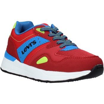 Chaussures Enfant Baskets basses Levi's VBOS0011T Rouge