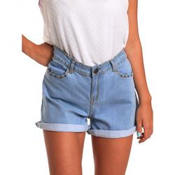 Vêtements Femme Shorts / Bermudas Smash S1871408 Bleu