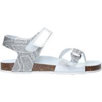 Chaussures Fille Sandales et Nu-pieds Grunland SB1501 Argent