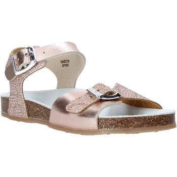 Chaussures Fille Sandales et Nu-pieds Grunland SB1500 Beige