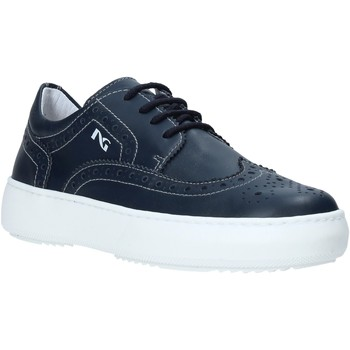 Chaussures Enfant Baskets basses NeroGiardini E033770M Bleu