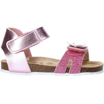 Chaussures Fille Sandales et Nu-pieds Grunland SB1545 Rose