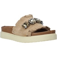 Chaussures Femme Mules Bueno Shoes CM2217 Beige