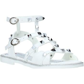 Chaussures Fille Sandales et Nu-pieds Joli JT0079S Blanc