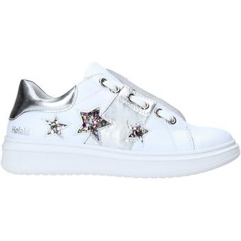 Chaussures Fille Baskets basses Holalà HS0065L Blanc