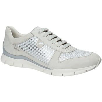 Chaussures Femme Baskets basses Geox D52F2A 021GN Jaune