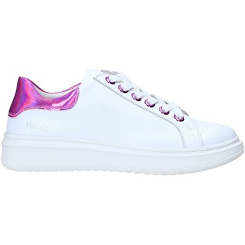Chaussures Fille Baskets basses Holalà HS0067L Blanc
