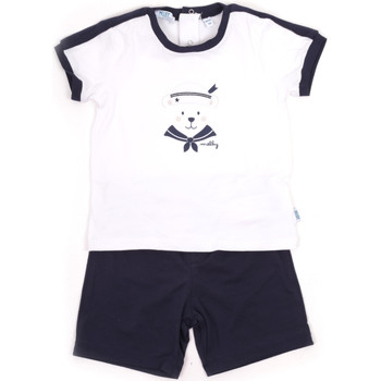 Vêtements Garçon Ensembles enfant Melby 20L5000 Bleu