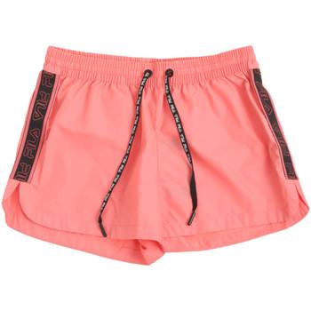 Vêtements Femme Shorts / Bermudas Fila 683030 Orange