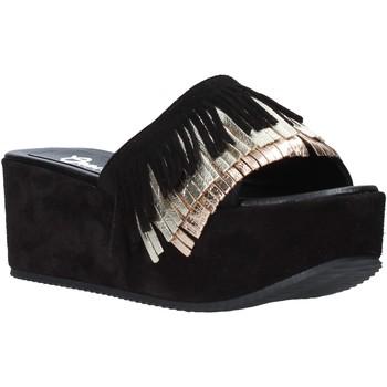 Chaussures Femme Mules Grace Shoes C21 Noir