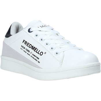 Chaussures Enfant Baskets basses Fred Mello S20-SFK313 Blanc