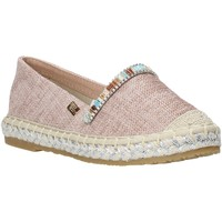 Chaussures Enfant Espadrilles Miss Sixty S20-SMS705 Rose
