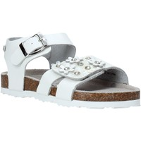 Chaussures Fille Sandales et Nu-pieds Miss Sixty S20-SMS795 Blanc