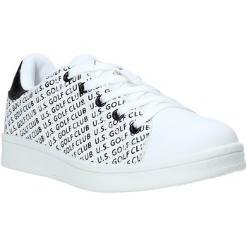 Chaussures Enfant Baskets basses U.s. Golf S20-SUK621 Blanc