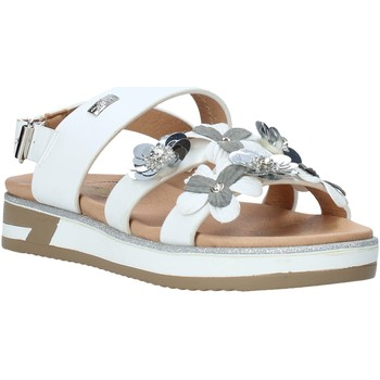 Chaussures Fille Sandales et Nu-pieds Miss Sixty S20-SMS780 Blanc