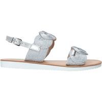Chaussures Fille Sandales et Nu-pieds Miss Sixty S20-SMS786 Argent